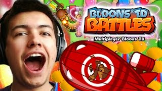 Bloons TD Battles NEW Multiplayer Arena Tournament