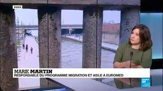 Loi Asile et Immigration - l''ONG EuroMed Droits s''exprime