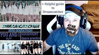 Baixar Metal Musician Reacts: Dreamcatcher - YOU AND I (MV) + GOOD NIGHT (Dance) + Helpful Guide
