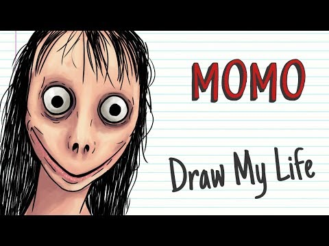 MOMO | Draw My Life DO NOT CALL THIS HAUNTED NUMBER