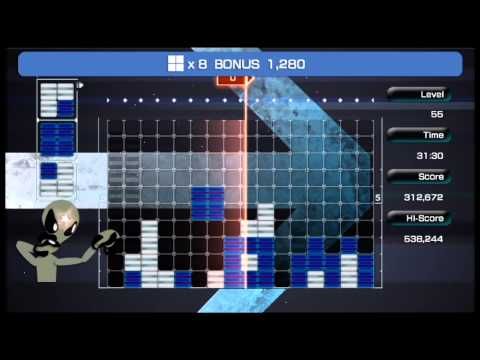 Lumines Live! Rockin' Holiday Pack Complete HD