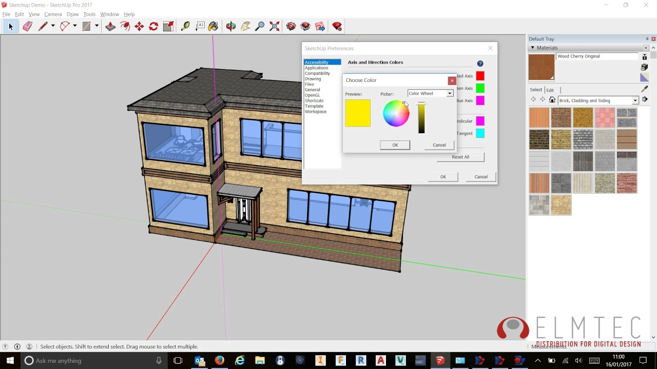 SketchUp Pro 2017 - 3D for everyone