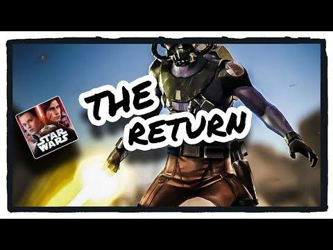 40th Anniversary Luke Returning?! Star Wars: Force Arena