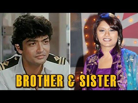 Alankar Joshi & Sister Pallavi Joshi - Bollywood Family Connections