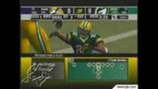 Madden NFL 2004 PC Games Gameplay - Driver