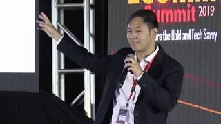 Martin Yu of Shopee - ASIA ECOMM SUMMIT 2019