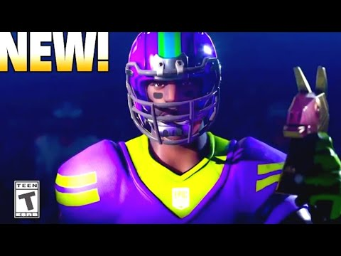 NEW! Fortnite NFL Skins! Fortnite Battle Royale Trailer. - YouTube 8116767c5