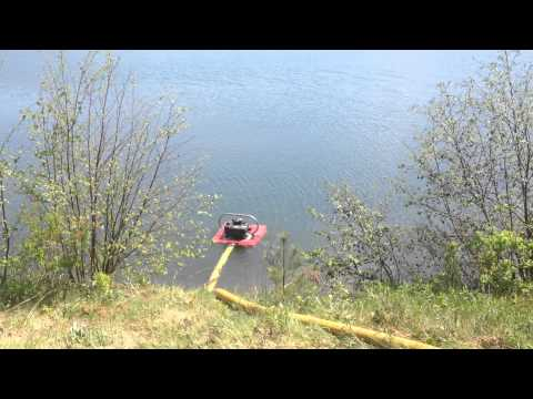 Part 9 - Rural Water Supply Drill - Wentworth, New Hampshire - May 2015