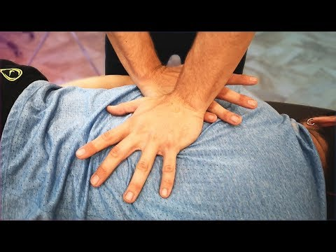 *MEGA CRACKS* From EVERY PART Of THE BODY | Osteopath / Chiropractic Adjustment Session