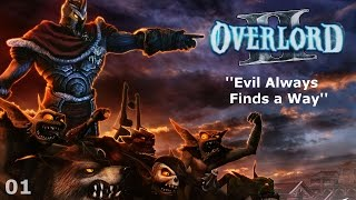 Overlord II - Episode 01 - Evil Always Finds a Way