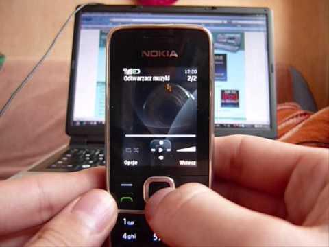 Test głośnika w Nokia 2700 classic. InfoNokia.pl