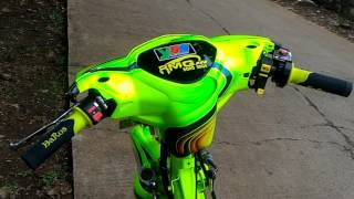 Knalpot RMG racing jupiter