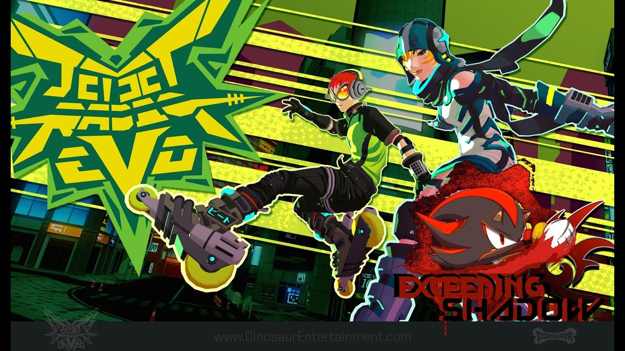 Jet Set Radio Evolution Discussion News Theory Reaction Thoughts