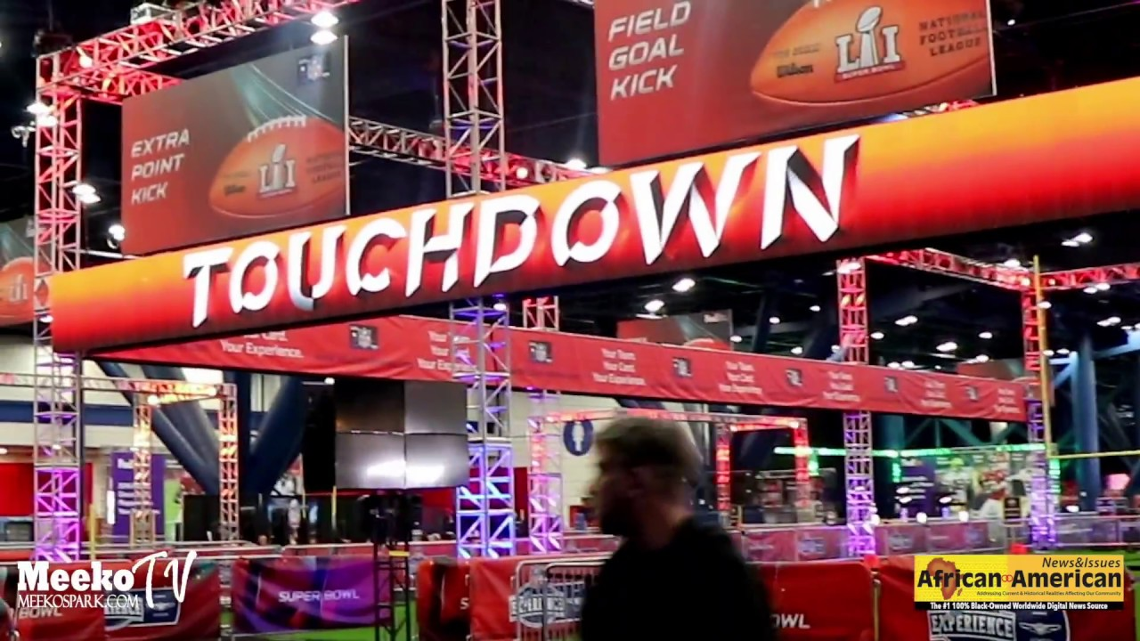 Virtual Tour of The NFL Experience