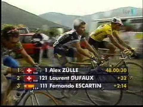Vuelta a España 1997 - 12 Morredero Heras