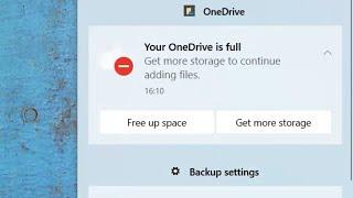 how to fix OneDrive is full screenshot 5