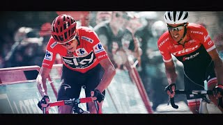 Contador Vs Froome 2017 I FIGHT BACK