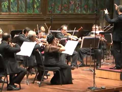 Orquesta de Cámara de Bellas Artes - YouTube