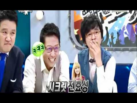 B2ST Dongwoon imitating SECRET Hyosung