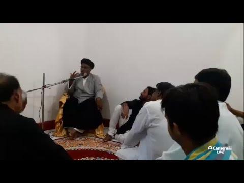 Khamsa-e-Majalis Balaganj Lucknow Khitabat Maulana S.Firoz Husain sb
