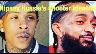 CRIP Memeber Shitty Cuz Shot & Killed NIipsey Hussel ...DA PRODUCT DVD