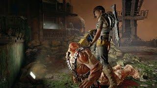 Gears of War 4 - HORDE IS BACK!! 50 Waves of Monsters Gameplay Trailer (Xbox One Gameplay)