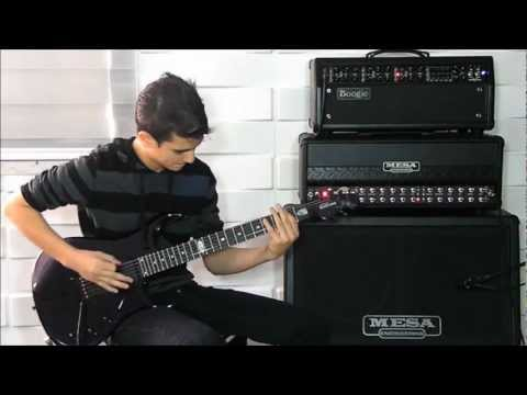 Dream Theater - Fatal Tragedy - Full Guitar Cover HD - by Bar Bitran