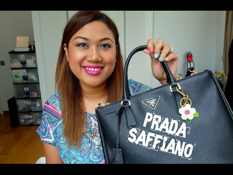 866004868e47 Prada Saffiano Lux Medium - Unboxing   Review! - YouTube
