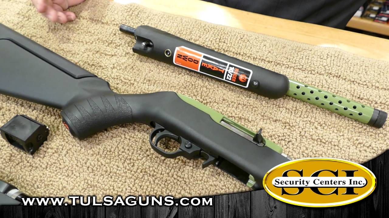 how to buy a suppressor with a trust