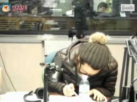 Park Hyo Shin 박효신 090922 Radio Part 6