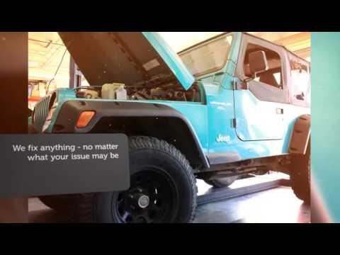 AA Auto Repair & Transmission Video