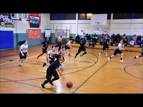 CMIT Academy Vs Buck Lodge Middle School - Girls Middle School Basketball Tournament