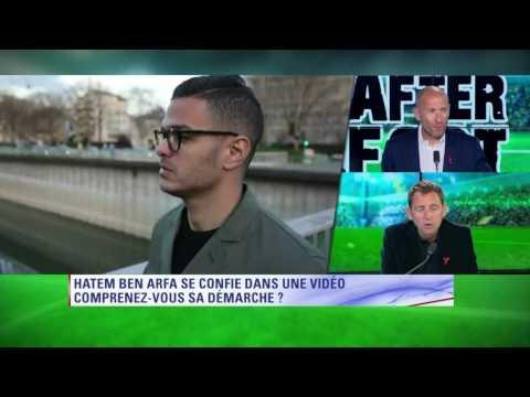 After foot - La réaction de Daniel Riolo après la vidéo surréaliste d'Hatem Ben Arfa