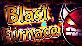 Blast Furnace (Medium/Hard Demon) by Samifying & Maboflo - Geometry Dash