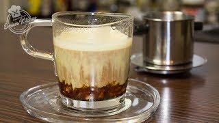 VIETNAMESE EGG COFFEE | COCONUT COFFEE | Egg Yolk Coffee