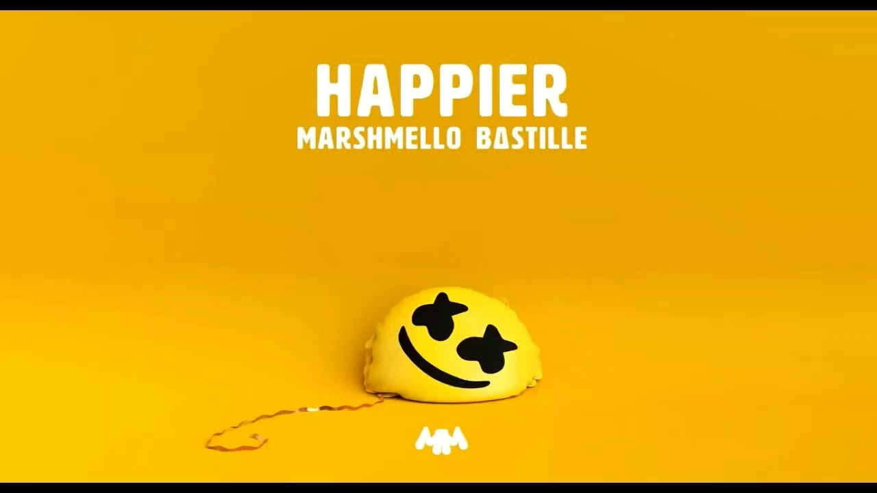 youtube happier music video