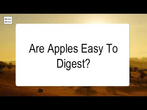 are-apples-easy-to-digest