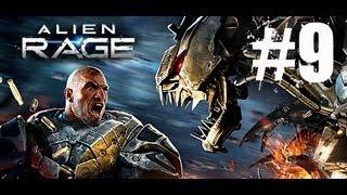 Alien Rage Unlimited Walkthrough Part 9