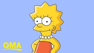 Simpsons Feminist Icons