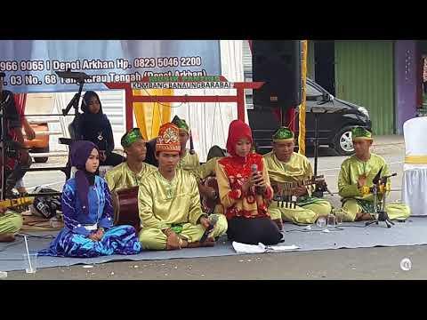 Lagu Banjar karindangan-Grup Musik Panting Kumbang Banaung Barabai HST