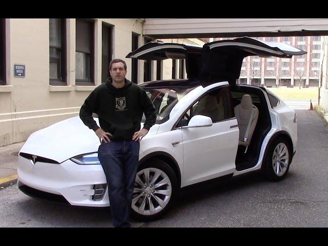 למה טסלה X היא מכונית גרועה?
