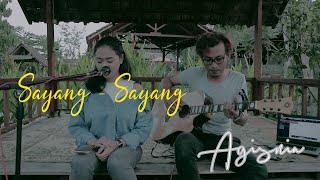 safittri - Sayang sayang (agisnia live cover)