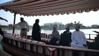 Abra Ride at Riverland Dubai   Dubai Parks and Resorts