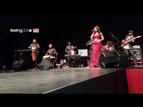 Viviane Chidid (Mariage forcé ) live au Luxembourg  ...