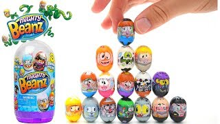 2018 Mighty Beanz Surprise Blind Bag Capsules Unboxing