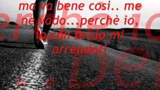 Un ciao dentro un addio - Gianluca Grignani