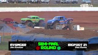 TMB TV: Original Series Episode 8.5 - Back to School Monster Truck Bash - Charlotte, NC 2015
