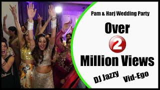 Pam & Harj Dance Off || Dj Jazzy - Kollective Music || Mandy Dhillon || Vid-Ego