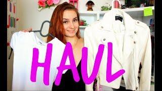 Try on Haul (SOUFEEL, cropp, ZARA, Bershka)