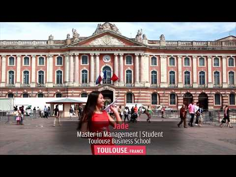 A world trip with Toulouse Business School!